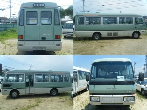 1991 mitsubishi fuso rosa bus be437f 4210cc for sale in japan 4d33 for sale in japan mt diesel 216k-3