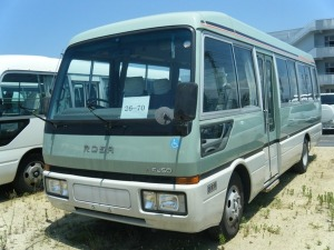 1991 mitsubishi fuso rosa bus be437f 4210cc for sale in japan 4d33 for sale in japan mt diesel