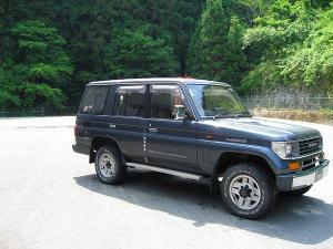 1992 LJ78G 120k MT