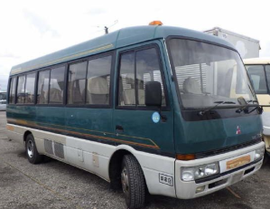 1996 miraubishi fuso rosa bus 24 seaters for sale in japan