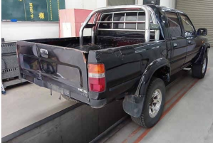 ln 112 hilux double cab pickup truck for sale japan