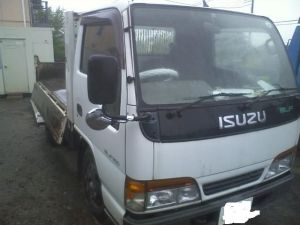 1998 isuzu 2ton dump 100k