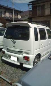 1998 wagon R 110k-1