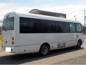 mitsubishi fuso be640g busese 3.0 turbo for sale japan