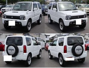 suzuki jimny jb23w 2017 xc for sale in japan