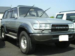 1994 HDJ81V VX ltd