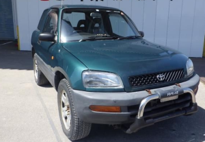 1994 toyota RAV4 MT 2.0 L 4WD 4x4 130k for sale in japan