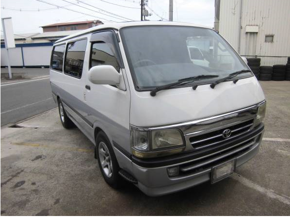 Model Top Page Used Cars Stock Toyota Hiace Van 2012 Toyota Hiace Van 2012