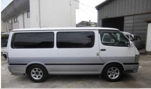 1999 toyota hiace super gl 3.0 lh172V 210k for sale in japan diesel 2