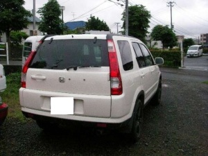 2001 honda cr-v fullmark 2.0 sales japan 110k-1