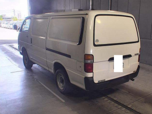 toyota hiace van refrigerated refrigeration lb172 for sale in japan