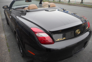 2006 lexus sc430 4.3 for sale japan