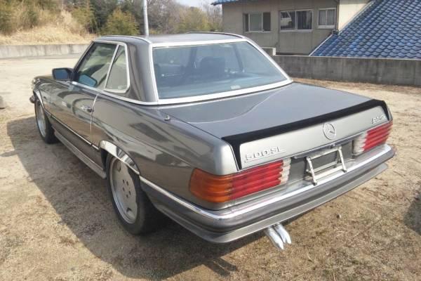 Mercedes Benz Sl500 500sl Sale Japan 1987 1982 Jpn Car