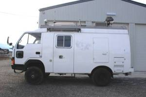 1988 canter 70k 4WD-1