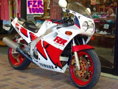 1988 yamaha FZR1000