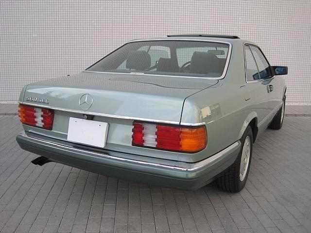 1991 mercedes benz 560 sec for sale japan import for 1991 mercedes benz 560sec for sale