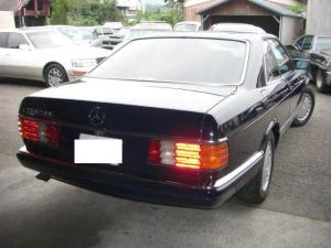 1991 560SEC 130k-1