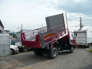 1991 isuzu forward 4ton 220k-1