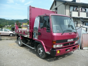 1991 isuzu forward 4ton 220k