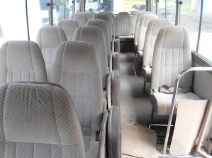1996 toyota coaster 4.2 diesel 29 seaters AT for sale in japan