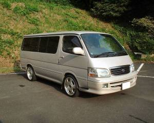 1999 hiace KZH100G 120k 8 seaters