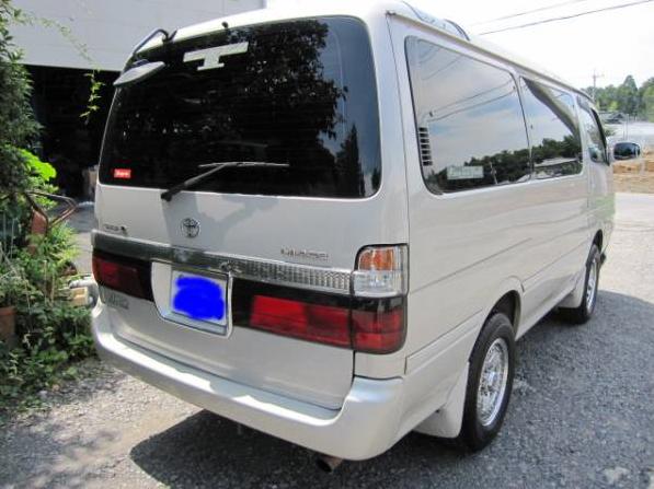1996 2000  toyota  hiace kzh106w kzh106  for  sale  super  custom  japan