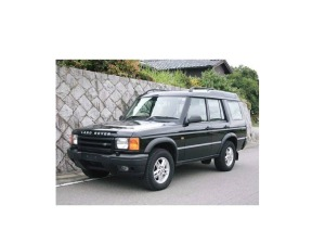 2001 land rovery discovery 64k