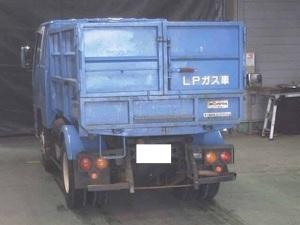2002 isuzu elf lpg nkr81 nkr 81 liquefied petroleum gas tipper dump truck for sale in japan 130k-1