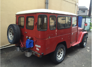 1981 toyota land cruiser b441 bj44v for sale japan km-unknown-1