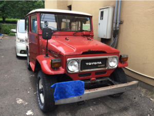 1981 toyota land cruiser bj44 bj44v for sale japan km-unknown