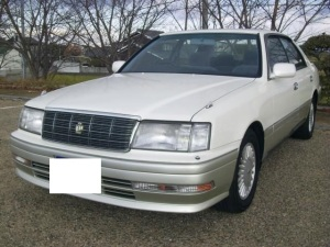 1995 toyota crown jzs155 royal saloon for sale japan