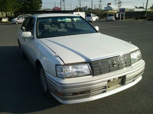1995 toyota crown royal saloon sale japan 52k