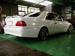 1996 CL600 120k