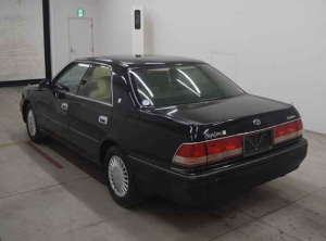 jzs155 toyota crown royall saloon g for sale in japan