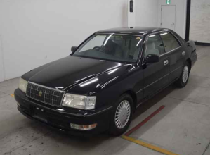 jzs155 toyota crown royal saloon g for sale japan