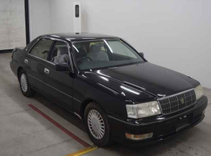 1998 toyota crown royal saloon  jzs155 for sale in japan