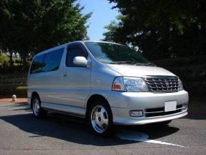 1999 grand hiace 170k