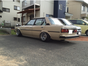 1981 toyota corolla ae70 1.5 for sale in japan 88k-1