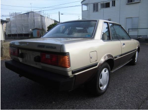 1982 toyota corolla ae70 manual shift for sale japan 61k-1