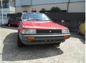 1983 toyota corolla ae80 1.3 sedan for sale in japan 45k
