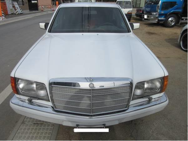 560 sel jpn car name for sale japan tel fax 81 561 42 for Mercedes benz 560sel for sale