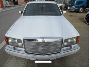 1986 mercedes benz 560sel for sale japan 5.0 1