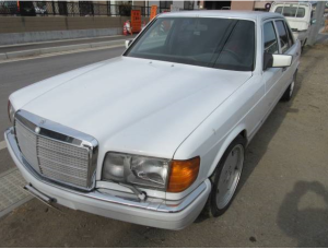 1986 mercedes benz 560sel for sale japan 5.0