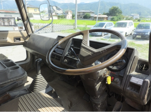1989 hino 4 ton tipper dump truck fd17bd h07c for sale japan 310k-2