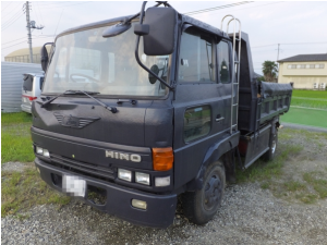 1989 hino 4 ton tipper dump truck fd17bd h07c for sale japan 310k