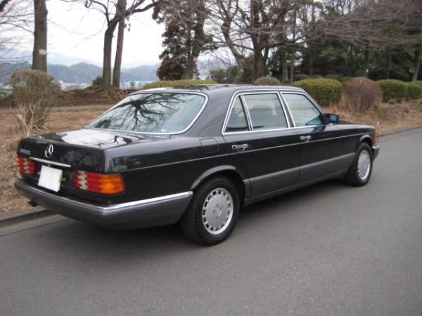 Jp kuroyanagi mercedes benz 560sel for sale japan for Mercedes benz 560sel