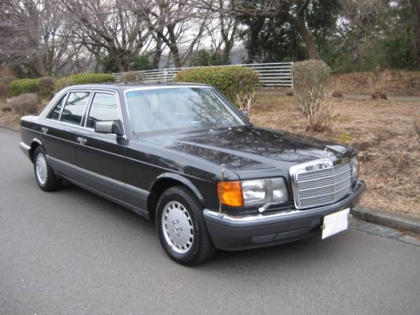 560 sel jpn car name for sale japan tel fax 81 561 42 4432 new number 39 cause we moved. Black Bedroom Furniture Sets. Home Design Ideas