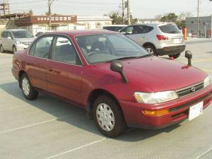 1992 toyota corolla se limited for sale japan ae100