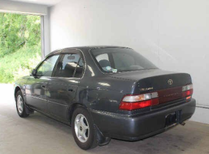 toyota corola se limited ae100 for sale in japan