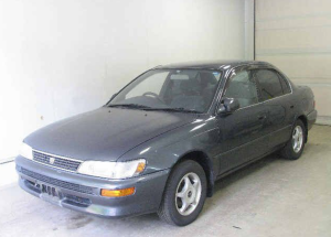 toyota corolla ae100 1.5 se limited for sale in japan